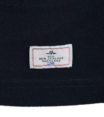 Detail NZA Poloshirt Navy