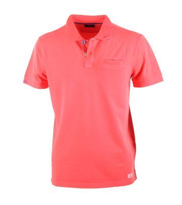 NZA Poloshirt Oranje