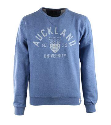 NZA Pullover Blau 17GN301