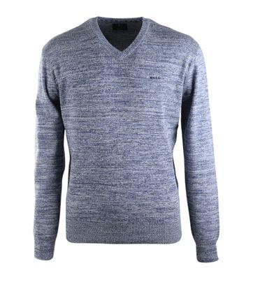 NZA Pullover Blau 17GN420