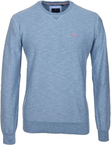 NZA Pullover Hawke\'s Blue