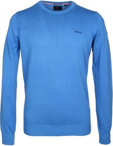 NZA Pullover Murchinson Blau