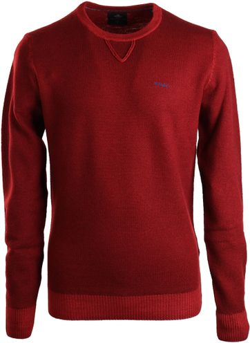 NZA Pullover Persian Red