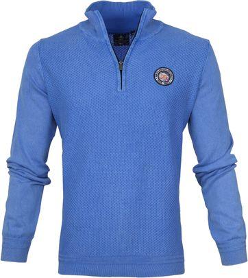 NZA Pullover Ranfurly Blau