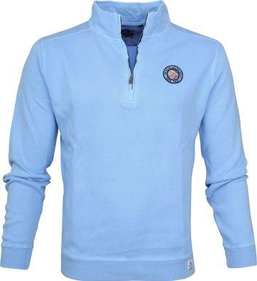 NZA Pullover Taipoiti Blue