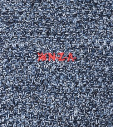 Detail NZA Pullover Waikaka Blau