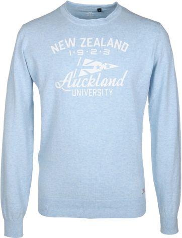 NZA Pullover Wardell Blau