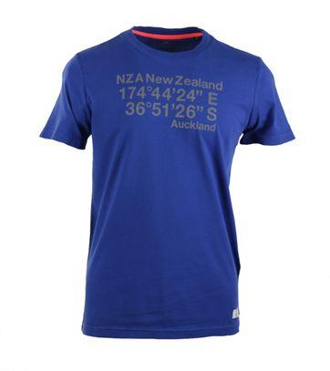 NZA Shirt Blauw