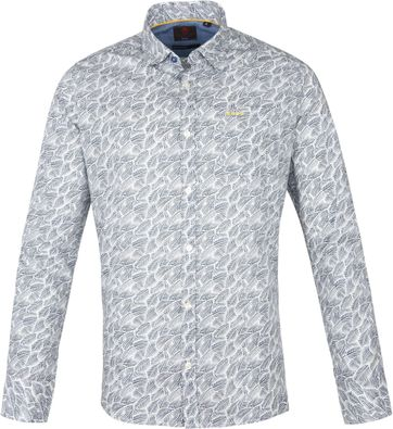 NZA Shirt Catlins Blue