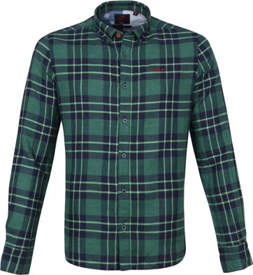 NZA Shirt Dechen Green