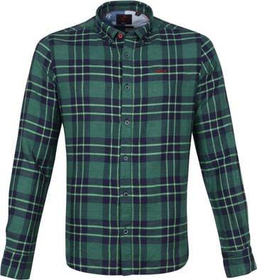 NZA Shirt Dechen Green