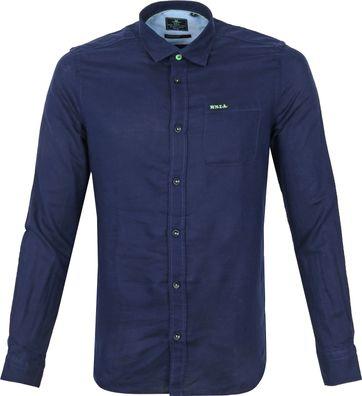 NZA Shirt Edward Navy