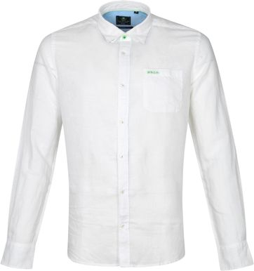 NZA Shirt Edward White