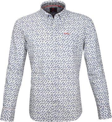 NZA Shirt Kaniere White