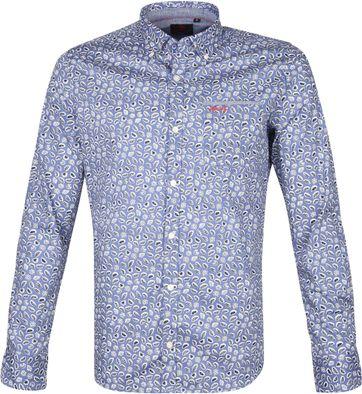 NZA Shirt Kawakawa Blue