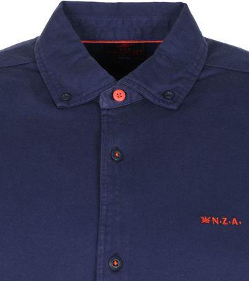 NZA Shirt Pakuratahi Navy