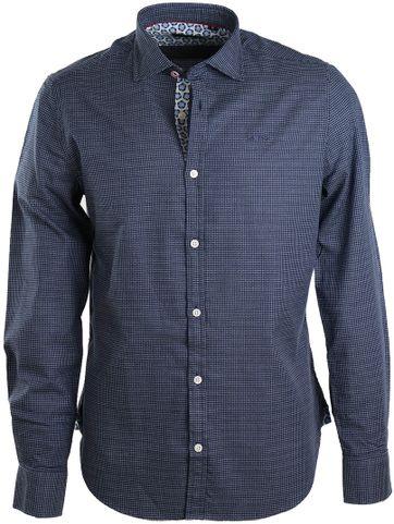 NZA Shirt Pane Navy
