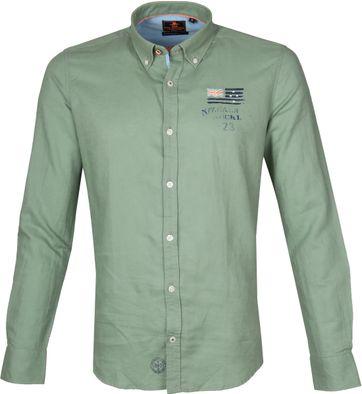 NZA Shirt Rakaia Green