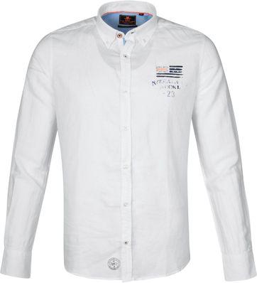 NZA Shirt Rakaia White