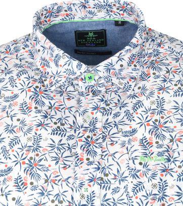 NZA Shirt Short Sleeve Taiharuru