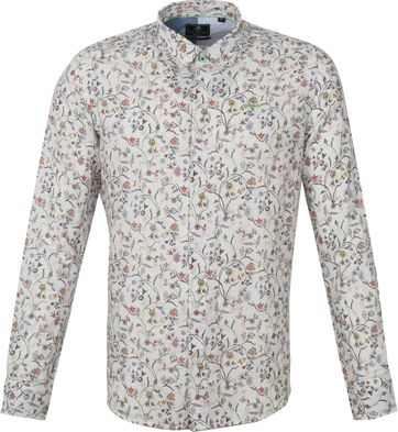 NZA Shirt Taramakau Multicolour
