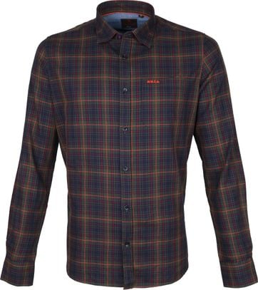 NZA Shirt Waiheke Check