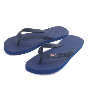 NZA Slippers Navy 13DN900
