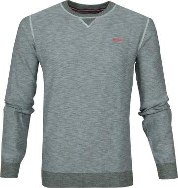 NZA Sweater Baton Grün