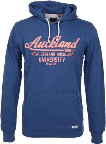 NZA Sweater Blue Hoodie