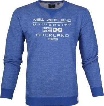 NZA Sweater Hawdon Blau