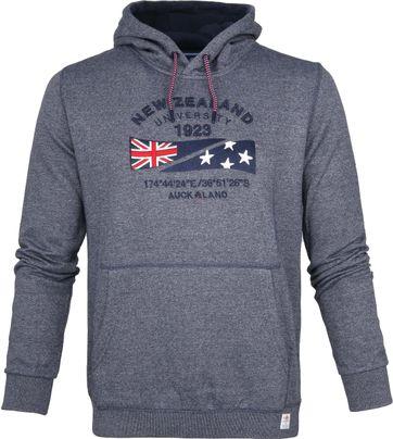 NZA Sweater Tauraroa Dunkelblau