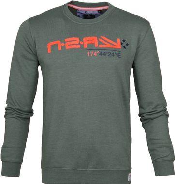 NZA Sweater Waiotama Groen