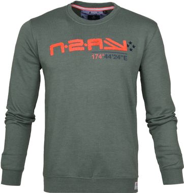 NZA Sweater Waiotama Grün