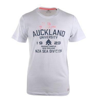 NZA T-Shirt Weiß 17DN705