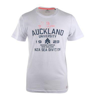 NZA T-Shirt White 17DN705