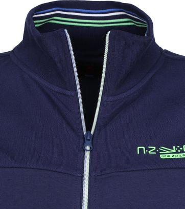 NZA Te Aoh Cardigan Navy