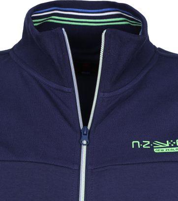 NZA Te Aoh Vest Navy