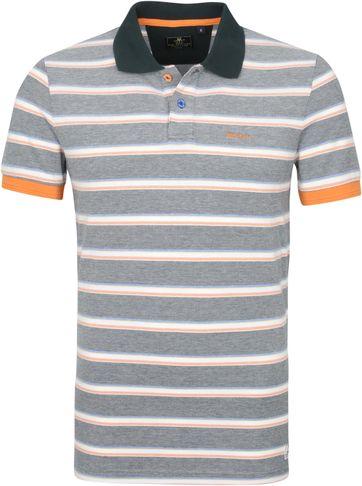 NZA Te Hoe Polo Shirt Green
