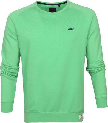 NZA Te Rahotaiepa Sweater Green