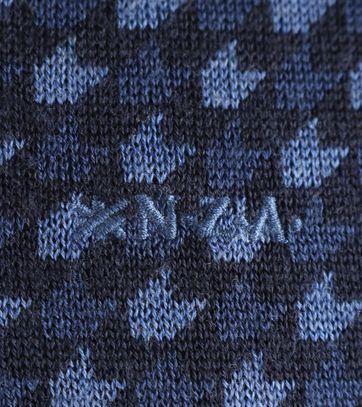 Detail NZA Trui Donkerblauw 17GN476