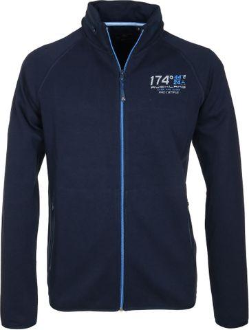 NZA Vest Taipa Navy
