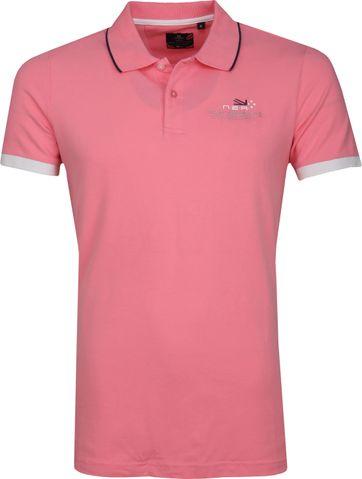 NZA Wahapo Poloshirt Roze