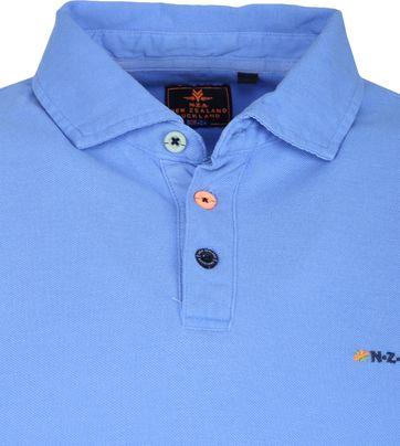 NZA Waiapu Poloshirt Blauw