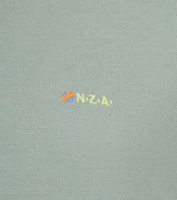 NZA Waiapu Poloshirt Groen