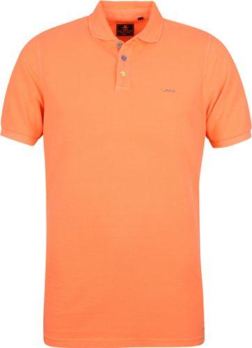 NZA Waiapu Poloshirt Neon Orange