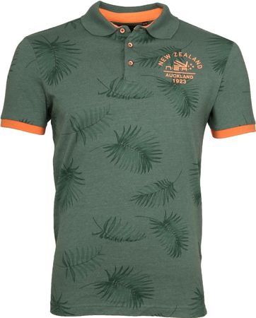 NZA Waitati Poloshirt Groen