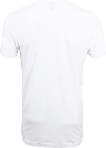 O-Hals 6-Pack Bamboe T-Shirt