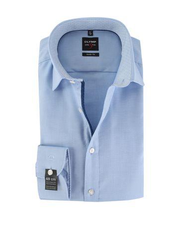Olymp Body Fit Overhemd Lichtblauw SL7