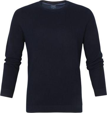 Olymp Casual Pullover Dunkelblau
