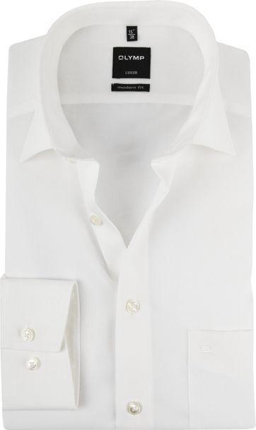Olymp Extra Long Sleeve Wedding Shirt Ecru
